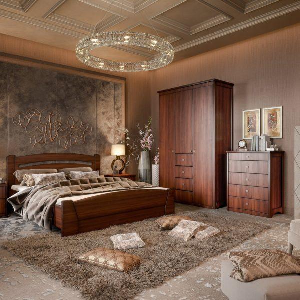 Спальня Вагнер Орех