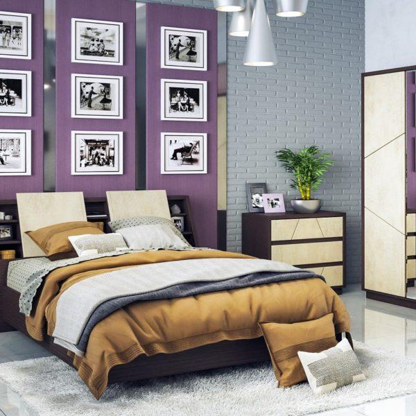 Спальня Нирвана КМК 0555