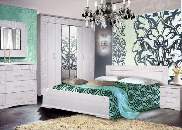 Спальня Нимфа КМК 0383