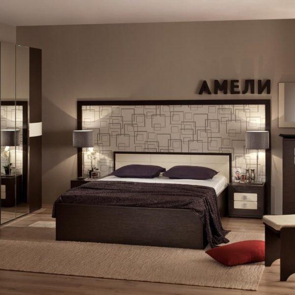 Спальня Амели (венге)