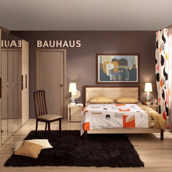 Спальня BAUHAUS (Баухаус) Сонома