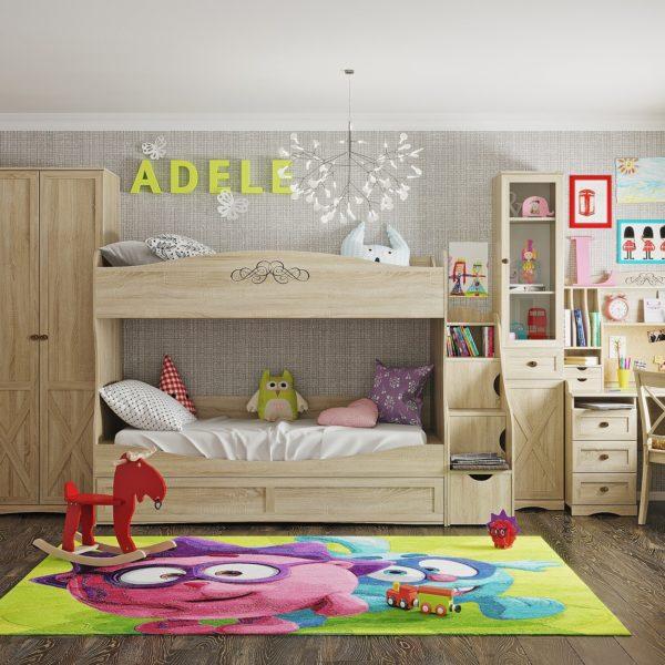 Молодежная комната ADELE (Адель), Сонома
