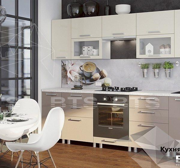Модульная кухня Арабика-2 (BTS)