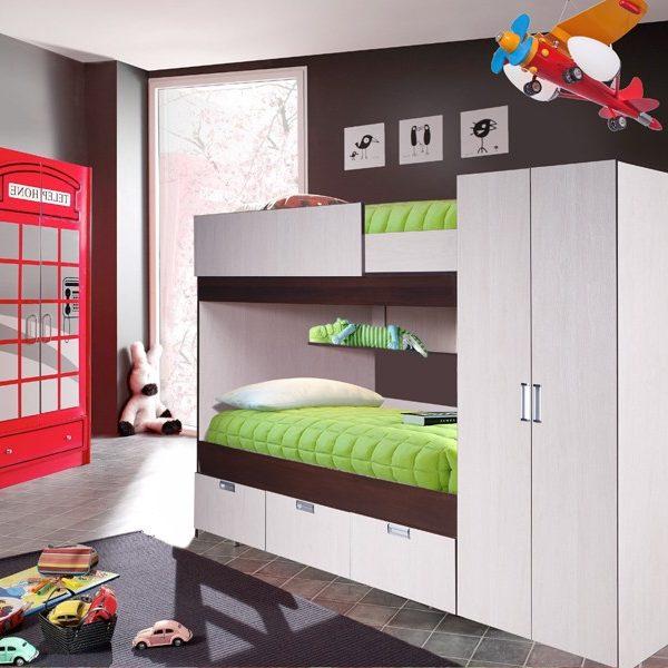 Детская комната Бамбино