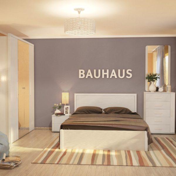 Спальня BAUHAUS, Бодега Светлый