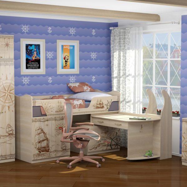 Детская комната Квест