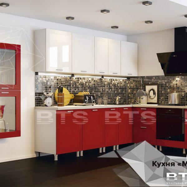 Модульная кухня Монро (BTS)