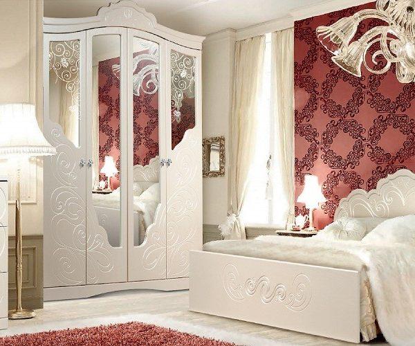 Спальня Жемчужина КМК 0380