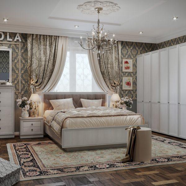 Спальня PAOLA с Патиной (Паола)