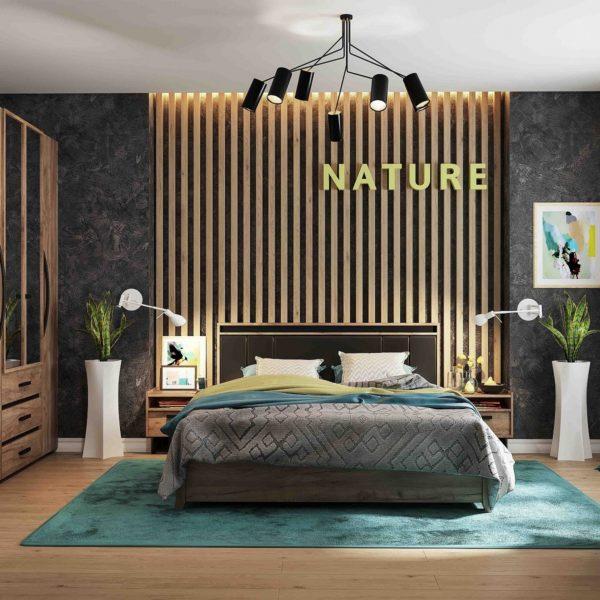 Спальня Nature Крафт