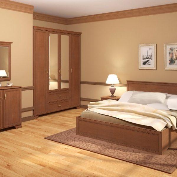 Спальня Венеция Клен Торонто