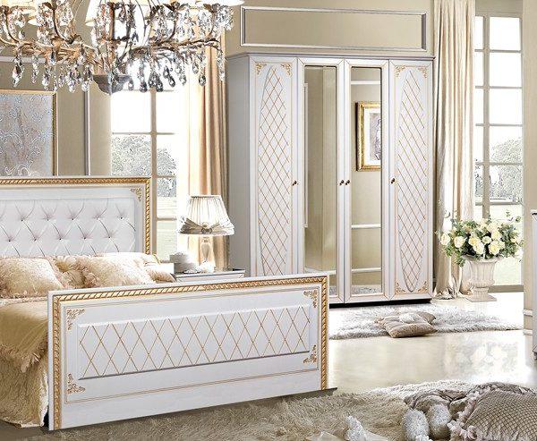 Спальня Верона КМК 0469