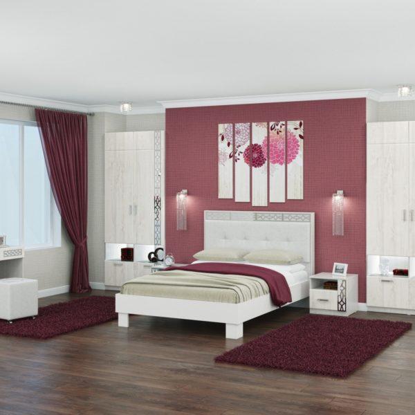Спальня Белла Рамух белый