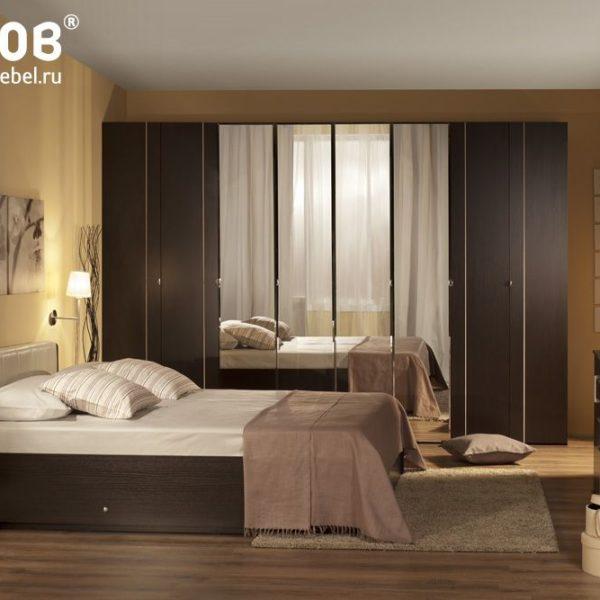 Спальня BERLIN. Венге