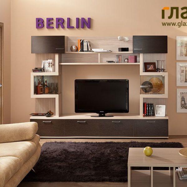 Гостиная BERLIN Берлин (Венге)