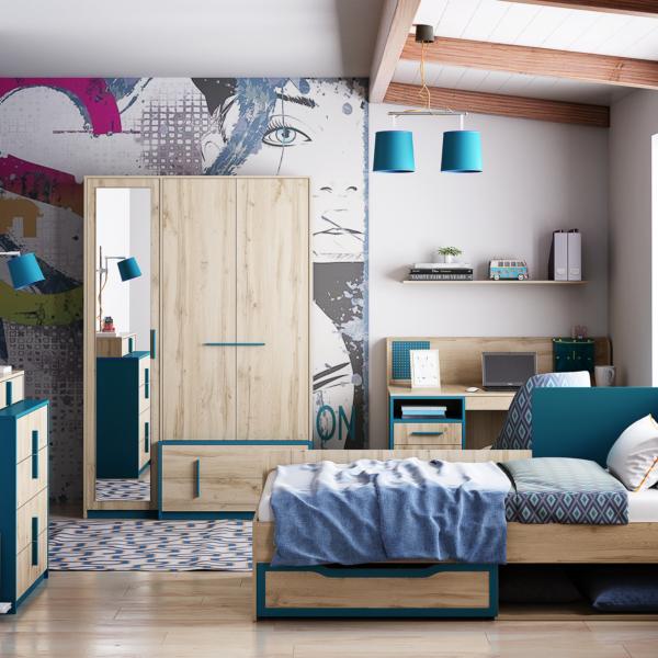 Детская комната Майами