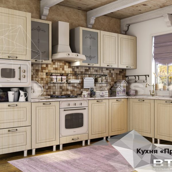 Модульная кухня Прованс 2, (BTS)
