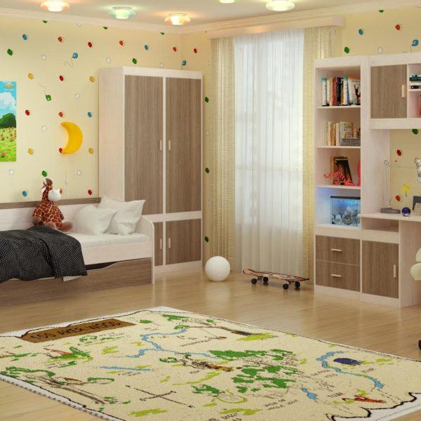 Детская комната Паскаль